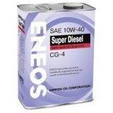Моторна олива Eneos Super Diesel CG-4 10W-40 4л.