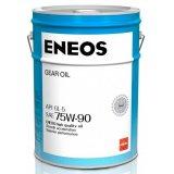 Трансмиссионное масло Eneos Gear Oil GL-5 75W-90 20л.