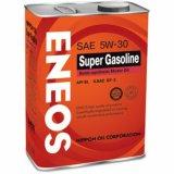 Моторное масло Eneos Super Gasoline SL 5W-30 4л.