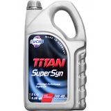 Моторное масло Fuchs Titan Supersyn 5W-40 5л.