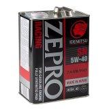 Моторна олива Idemitsu Zepro Racing 5W-40 4л.
