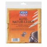 Кожаный платок для впитывания влаги после мойки Liqui Moly Auto-Natur-Leder 1 шт.