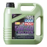 Моторное масло Liqui Moly Molygen New Generation 5W-40 4л.