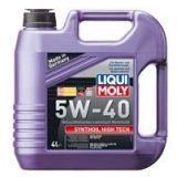 Моторна олива Liqui Moly Synthoil High Tech 5W-40 4л.