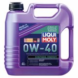 Моторное масло Liqui Moly Synthoil Energy 0W-40 4л.