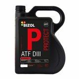 Трансмиссионное масло Bizol Protect ATF DIII 5л