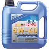 Моторна олива Liqui Moly Leichtlauf High Tech 5W-40 4л.
