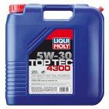 Моторное масло Liqui Moly Top Tec 4300 5W-30 20л.