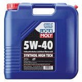 Liqui Moly Synthoil High Tech 5W-40 20л.