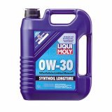 Моторное масло Liqui Moly Synthoil Longtime 0W-30 5л.