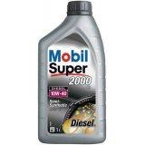 Mobil 1 Super 2000 Diesel 10W-40 1л.