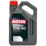 Моторное масло Motul 2100 Power+ 10W-40 4л.