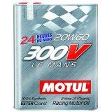 Моторное масло Motul 300V Le Mans 20W-60 2л.