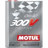 Моторное масло Motul 300V Trophy 0W-40 2л.