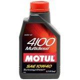 Motul 4100 Multidiesel 10W-40 1л.