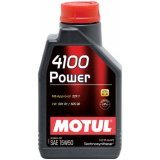 Моторное масло Motul 4100 Power 15W-50 1л.