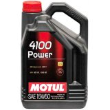 Моторное масло Motul 4100 Power 15W-50 4л.