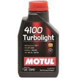 Моторна олива Motul 4100 Turbolight 10W-40 1л.