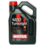 Motul 4100 Turbolight 10W-40 4л.