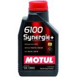 Моторное масло Motul 6100 Synergie+ 10W-40 2л.