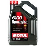 Моторное масло Motul 6100 Synergie+ 10W-40 4л.