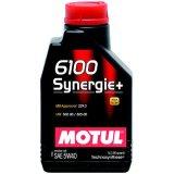 Моторна олива Motul 6100 Synergie + 5W-40 1л.