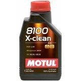 Моторное масло Motul 8100 X-clean 5W-30 1л.