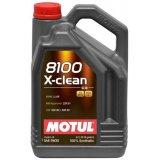 Motul 8100 X-clean 5W-30 5л.
