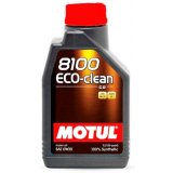 Моторное масло Motul 8100 Eco-Clean 0W-30 1л.