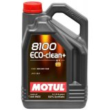 Моторное масло Motul 8100 Eco-clean+ 5W-30 5л.
