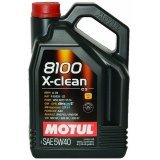 Motul 8100 X-clean 5W-40 4л.