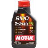Motul 8100 X-clean FE 5W-30 1л.