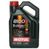 Моторна олива Motul 8100 X-clean FE 5W-30 4л.