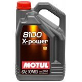 Моторное масло Motul 8100 X-power 10W-60 5л.