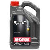 Моторна олива Motul Specific 0720 5W-30 5л.