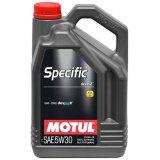 Моторное масло Motul Specific Dexos2 5W-30 5л.