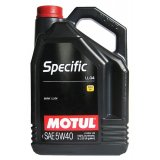 Моторное масло Motul Specific LL-04 5W-40 5л.