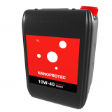 Nanoprotec 10W-40 Truck HC-Synthetic 20л.