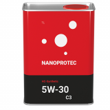 Моторне масло Nanoprotec 5W-30 FOD HC-Synthetic 1л.