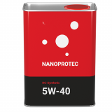 Моторное масло Nanoprotec 5W-40 HC-Synthetic 1л.