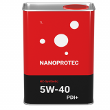 Моторне масло Nanoprotec 5W-40 PDI + HC-Synthetic 1л.