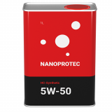 Моторне масло Nanoprotec 5W-50 HC-Synthetic 1л.