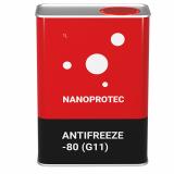 Антифриз Nanoprotec Antifreeze -80 (G11) 1л.