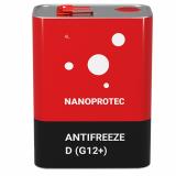 Антифриз Nanoprotec Antifreeze D (G12 +) 4л.