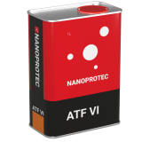 Трансмиссионное масло Nanoprotec ATF VI 1л.