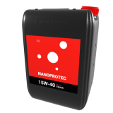 Nanoprotec 15W-40 Truck Mineral 20л.