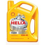 Моторное масло Shell Helix HX6 10W-40 4л.