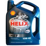 Моторное масло Shell Helix HX7 10W-40 4л.