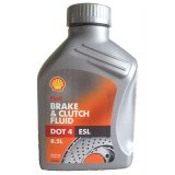 Shell Brake&Clutch fluid DOT4 ESL 500 мл