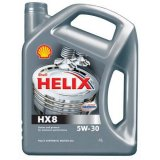 Моторное масло Shell Helix HX8 5W-30 4л.